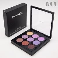 M.A.C - A44, тени компактные для век 9 цветов