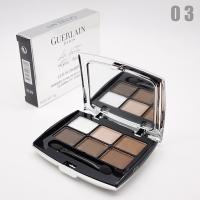 GUERLAIN LES 6 OMBRES - №03, тени для век 6 цветов 18 г