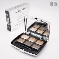 GUERLAIN LES 6 OMBRES - №05, тени для век 6 цветов 18 г