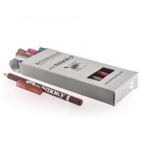 BOURJOIS EFFET SMOKY, карандаши для глаз цветные (12 штук)