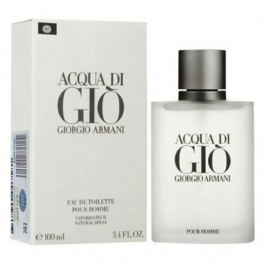 GIORGIO ARMANI ACQUA DI GIO, туалетная вода для мужчин 100 мл (европейское качество)