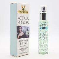 GIORGIO ARMANI ACQUA DI GIOIA, женская парфюмерная вода с феромонами 45 мл