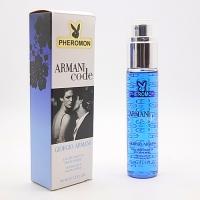 GIORGIO ARMANI CODE, женская парфюмерная вода с феромонами 45 мл