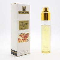 GUCCI FLORA BY GUCCI, женская парфюмерная вода с феромонами 45 мл