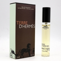 HERMES TERRE D'HERMES, мужская туалетная вода-спрей 20 мл