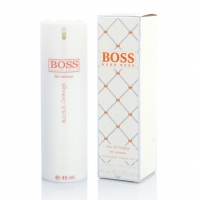 HUGO BOSS ORANGE, женский компактный парфюм 45 мл
