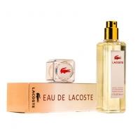 LACOSTE EAU DE LACOSTE, женская парфюмерная вода-спрей 50 мл