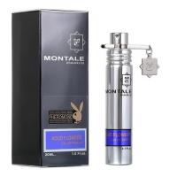 MONTALE AOUD FLOWERS, мужская компактная парфюмерная вода 20 мл