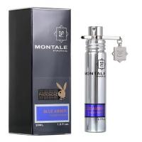 MONTALE BLUE AMBER, компактная парфюмерная вода унисекс 20 мл