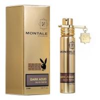 MONTALE DARK AOUD, компактная парфюмерная вода унисекс 20 мл