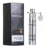 MONTALE MUSK TO MUSK, компактная парфюмерная вода унисекс 20 мл