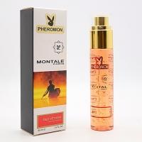 MONTALE RED VETYVER, мужская парфюмерная вода с феромонами 45 мл