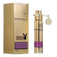MONTALE ROSES MUSK, женская компактная парфюмерная вода 20 мл