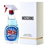 MOSCHINO FRESH COUTURE, туалетная вода для женщин 100 мл