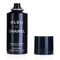 CHANEL BLEU, парфюмированный дезодорант для мужчин 150 мл