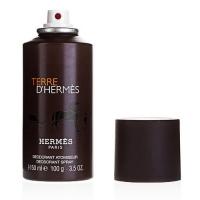 HERMES TERRE D'HERMES, парфюмированный дезодорант для мужчин 150 мл