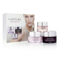 DIOR CAPTURE SCULPT 10, набор кремов 3 в 1
