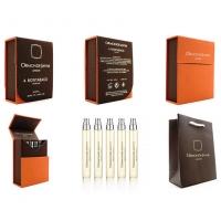 ORMONDE JAYNE 4.MONTABACO 5*8 мл, парфюмерный набор для мужчин 5 в 1