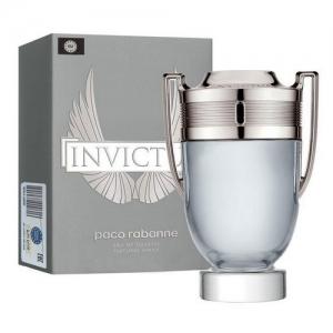 PACO RABANNE INVICTUS, туалетная вода для мужчин 100 мл (европейское качество)
