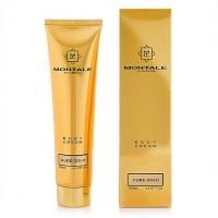MONTALE PURE GOLD, парфюмированный крем для тела 150 мл