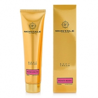 MONTALE ROSES MUSK, парфюмированный крем для тела 150 мл