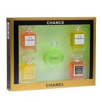 CHANEL 5*8.5 мл, парфюмерный набор масел для женщин 5 в 1