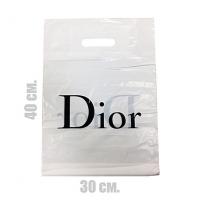 DIOR, полиэтиленовый пакет (маленький 30*40)