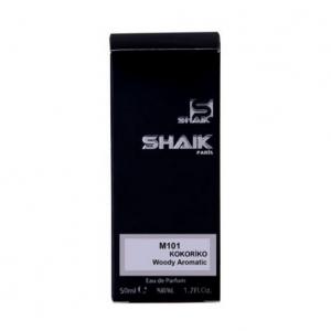 SHAIK M 101 KOKORICO, парфюмерная вода для мужчин 50 мл