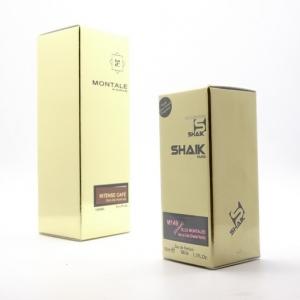 SHAIK M 149 DLUX MANTAL INTEN CAFE, парфюмерная вода унисекс 50 мл