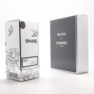 SHAIK M 19 BLEU, парфюмерная вода для мужчин 50 мл