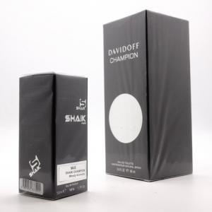 SHAIK M 45 CHAMPION, парфюмерная вода для мужчин 50 мл