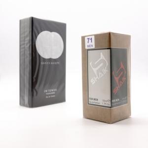 SHAIK M 71 GUILT INTENS, парфюмерная вода для мужчин 50 мл