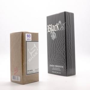 SHAIK M 93 BLACK X, парфюмерная вода для мужчин 50 мл