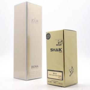 SHAIK W 118 JOUR POUR FEMME, парфюмерная вода для женщин 50 мл