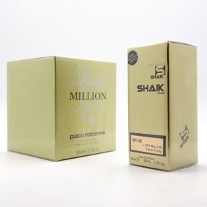 SHAIK W 148 LADY MILLON, парфюмерная вода для женщин 50 мл