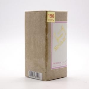 SHAIK W 190, парфюмерная вода для женщин 50 мл