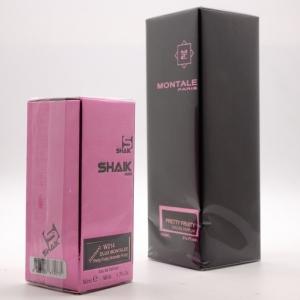 SHAIK W 214 DLUX MANTAL PRET FRUIT, парфюмерная вода унисекс 50 мл