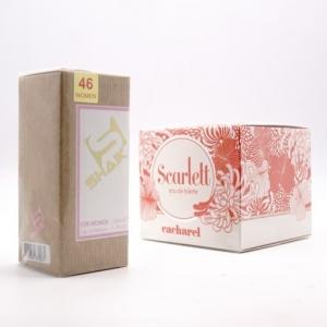 SHAIK W 46 SCARLETE, парфюмерная вода для женщин 50 мл