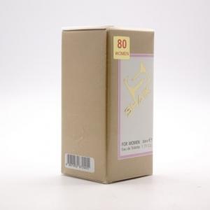 SHAIK W 80 EMPORI, парфюмерная вода для женщин 50 мл