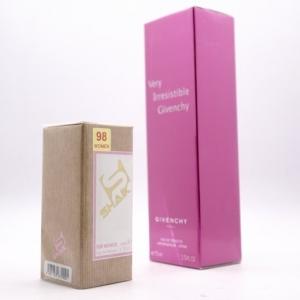 SHAIK W 98 VERY IRISTIBLE, парфюмерная вода для женщин 50 мл