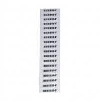 Магнитные штрих-коды - лист 108 шт.