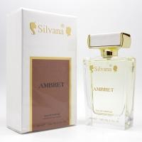 SILVANA AMBRET (по мотивам LE LABO AMBRETTE 9), унисекс 80 мл