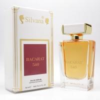 SILVANA BACARAT 540 (по мотивам MAISON FRANCIS KURDJIAN BACCARAT ROUGE 540), унисекс 80 мл