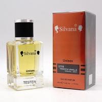SILVANA U116 TABACCA VANILLE, парфюмерная вода унисекс 50 мл
