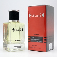 SILVANA U121 CA MOLAN WOOD SAGE, парфюмерная вода унисекс 50 мл
