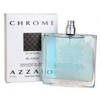 AZZARO CHROME, тестер туалетной воды для мужчин 100 мл
