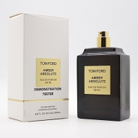 TOM FORD AMBER ABSOLUTE, тестер парфюмерной воды унисекс 100 мл
