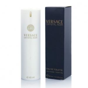 VERSACE CRYSTAL NOIR, женский компактный парфюм 45 мл